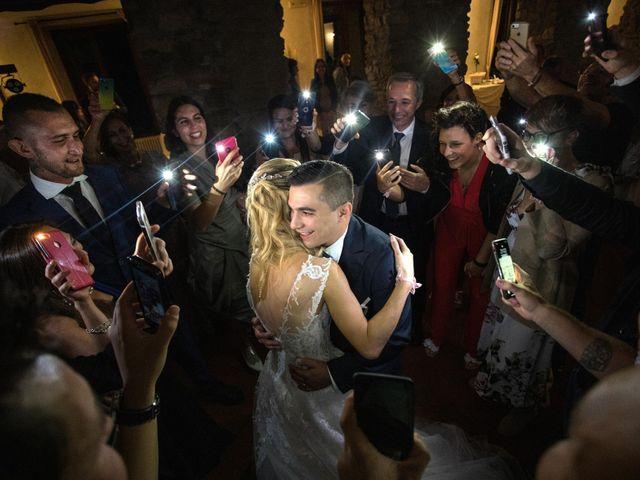 Il matrimonio di Sara e Davide a Gandosso, Bergamo 91
