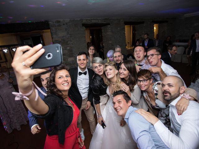 Il matrimonio di Sara e Davide a Gandosso, Bergamo 93
