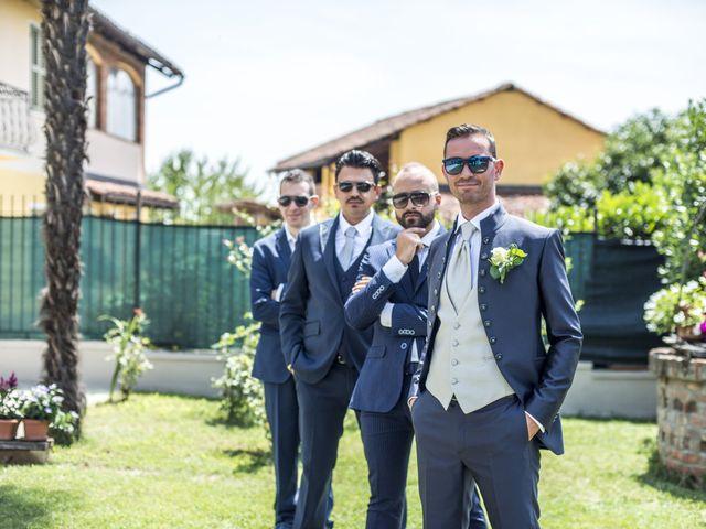 Il matrimonio di Simone e Sabina a San Damiano d'Asti, Asti 6