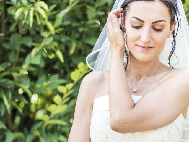 Il matrimonio di Simone e Sabina a San Damiano d'Asti, Asti 9