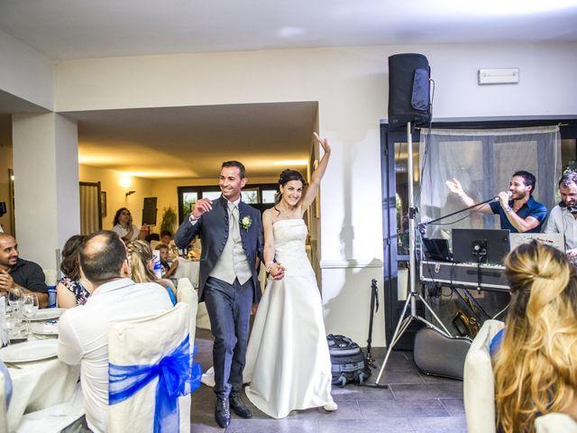 Il matrimonio di Simone e Sabina a San Damiano d'Asti, Asti 14