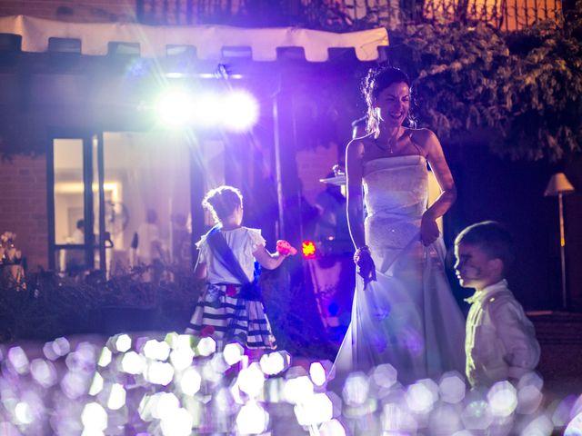 Il matrimonio di Simone e Sabina a San Damiano d'Asti, Asti 16