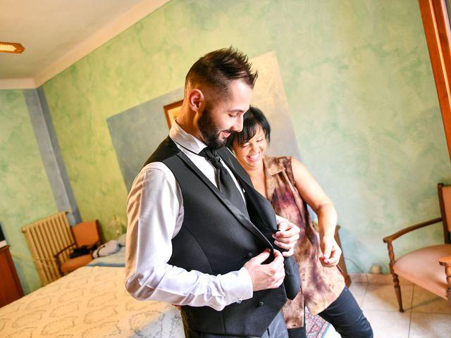 Il matrimonio di Chiara e Davide a Guidizzolo, Mantova 8