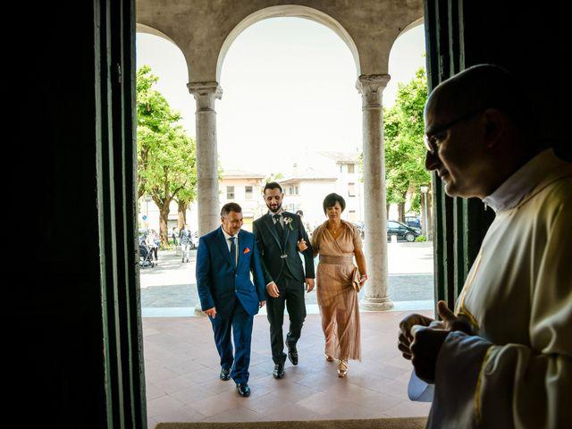 Il matrimonio di Chiara e Davide a Guidizzolo, Mantova 22