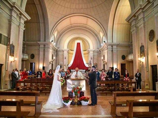 Il matrimonio di Chiara e Davide a Guidizzolo, Mantova 23