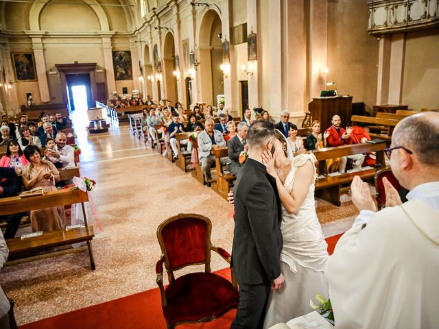 Il matrimonio di Chiara e Davide a Guidizzolo, Mantova 24