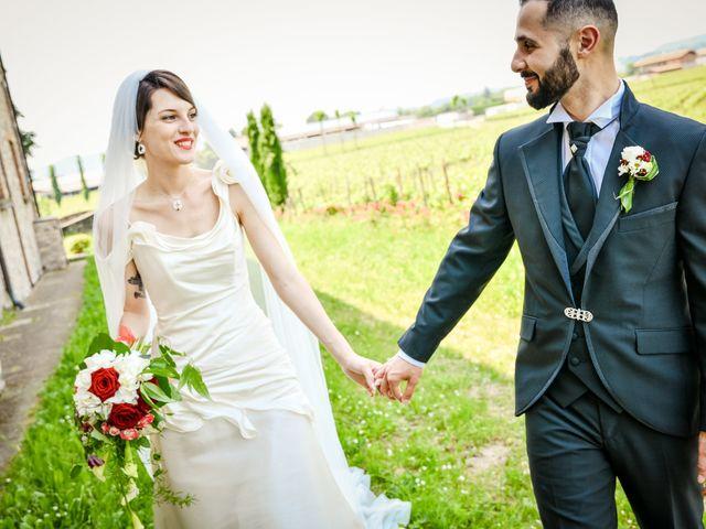 Il matrimonio di Chiara e Davide a Guidizzolo, Mantova 26
