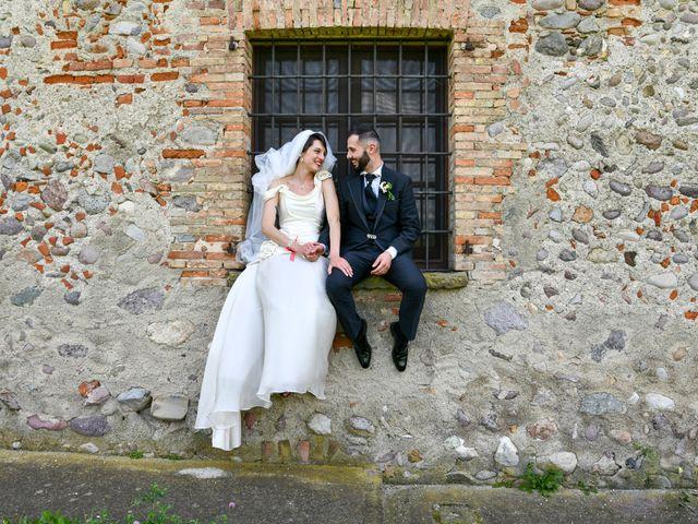 Il matrimonio di Chiara e Davide a Guidizzolo, Mantova 27