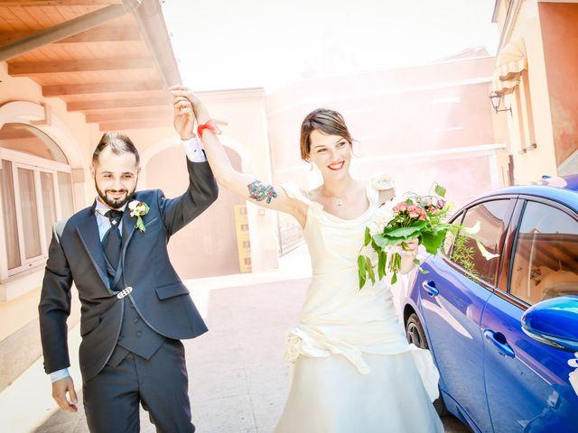 Il matrimonio di Chiara e Davide a Guidizzolo, Mantova 28