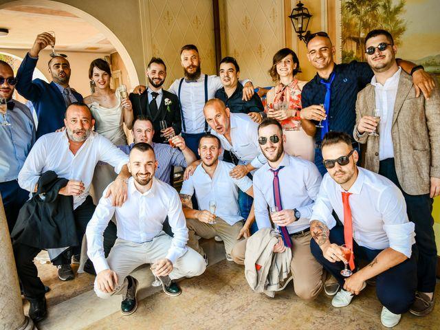 Il matrimonio di Chiara e Davide a Guidizzolo, Mantova 29