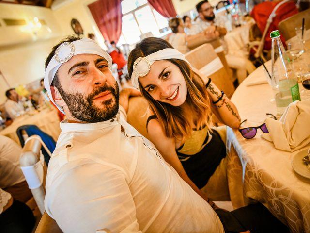 Il matrimonio di Chiara e Davide a Guidizzolo, Mantova 43
