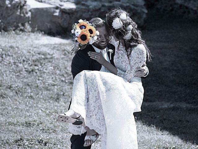 Le nozze di Ylenia e Giuseppe