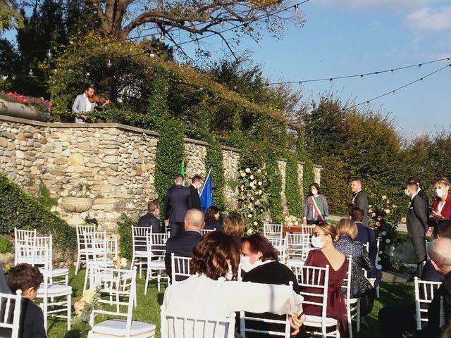 Il matrimonio di Luca e Elisa  a Calco, Lecco 6
