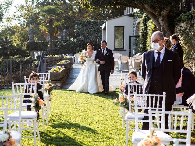 Il matrimonio di Luca e Elisa  a Calco, Lecco 12