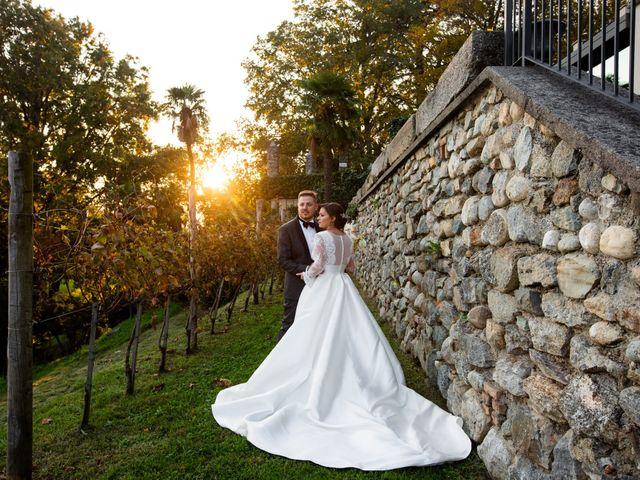 Il matrimonio di Luca e Elisa  a Calco, Lecco 15
