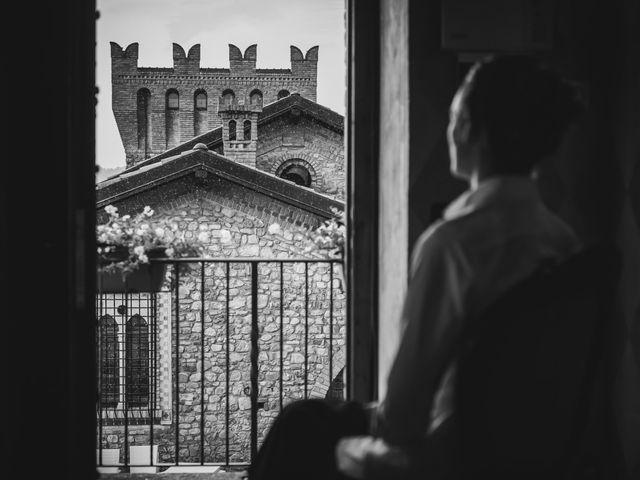 Il matrimonio di Fabio e Valeria a Godiasco, Pavia 2