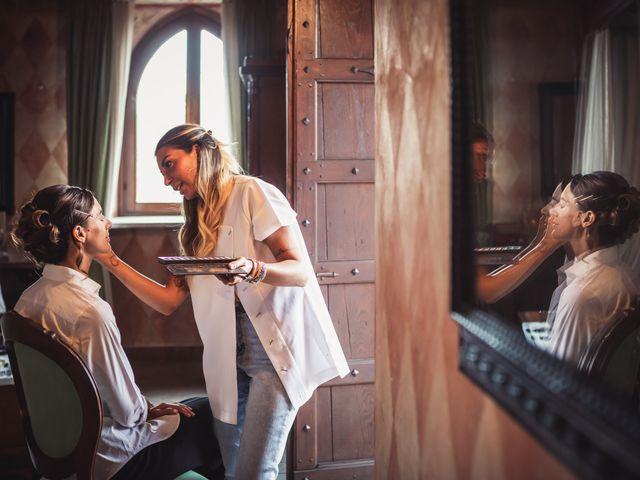 Il matrimonio di Fabio e Valeria a Godiasco, Pavia 5