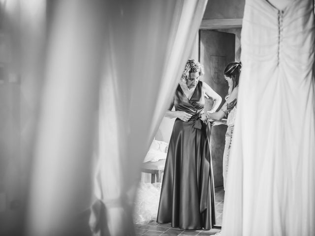 Il matrimonio di Fabio e Valeria a Godiasco, Pavia 10