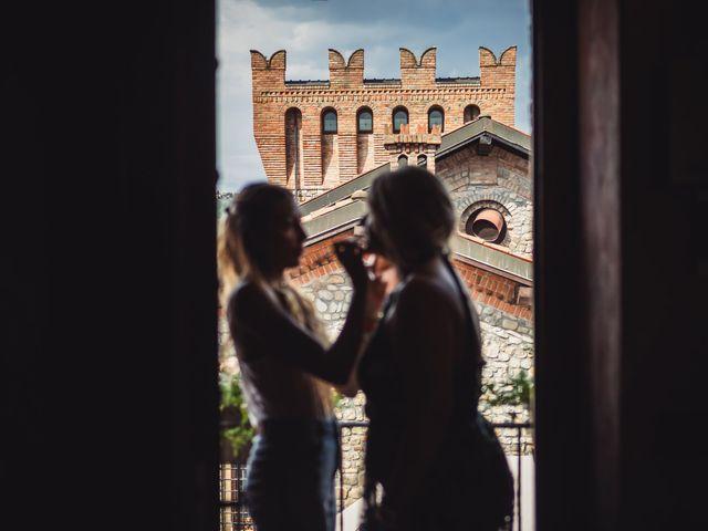 Il matrimonio di Fabio e Valeria a Godiasco, Pavia 11