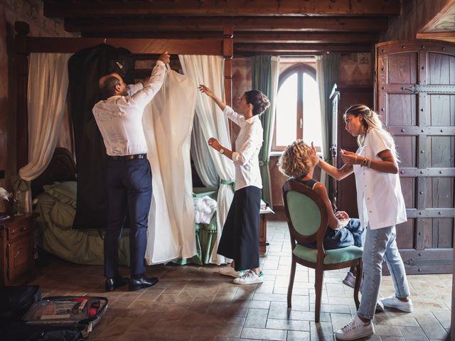 Il matrimonio di Fabio e Valeria a Godiasco, Pavia 12