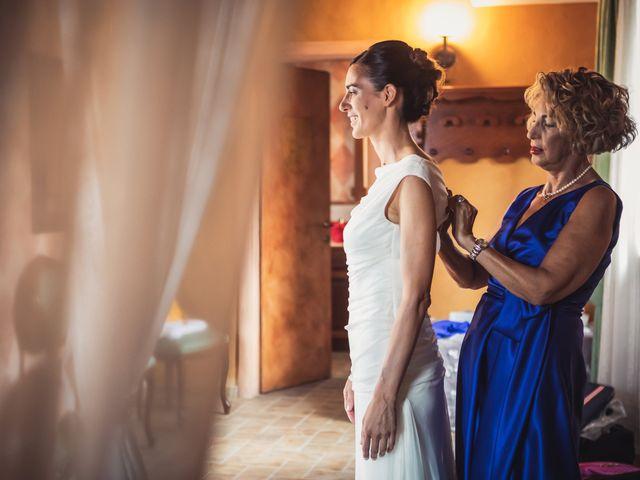 Il matrimonio di Fabio e Valeria a Godiasco, Pavia 13
