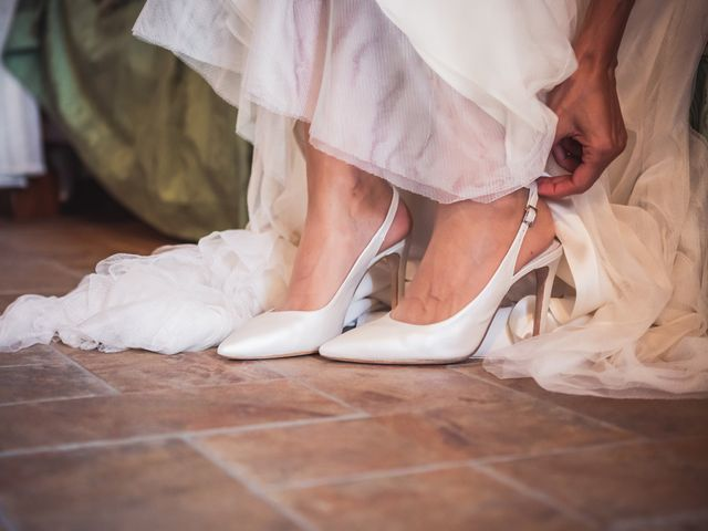 Il matrimonio di Fabio e Valeria a Godiasco, Pavia 15