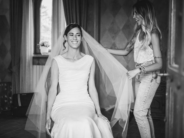 Il matrimonio di Fabio e Valeria a Godiasco, Pavia 17