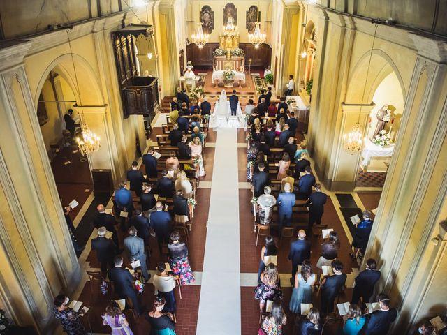 Il matrimonio di Fabio e Valeria a Godiasco, Pavia 43