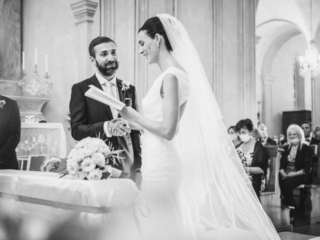 Il matrimonio di Fabio e Valeria a Godiasco, Pavia 44