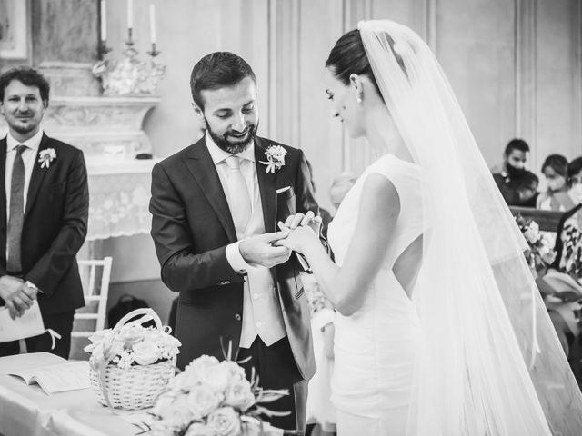 Il matrimonio di Fabio e Valeria a Godiasco, Pavia 46