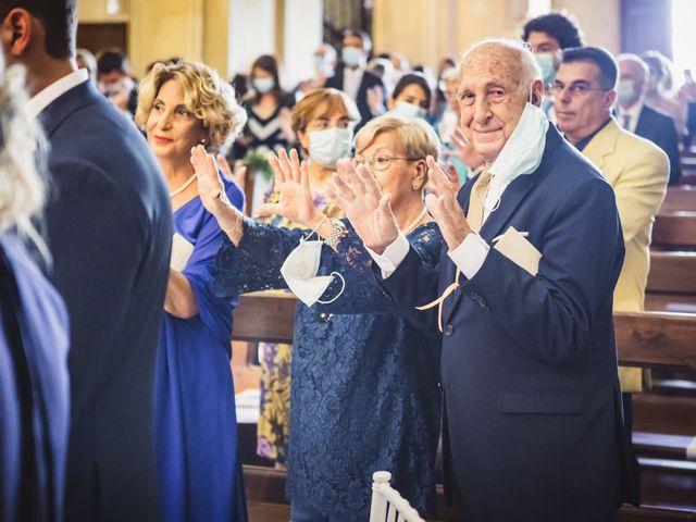 Il matrimonio di Fabio e Valeria a Godiasco, Pavia 48