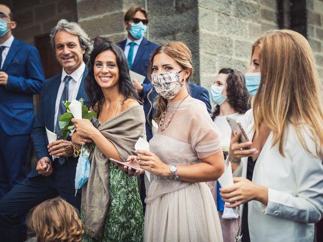 Il matrimonio di Fabio e Valeria a Godiasco, Pavia 51