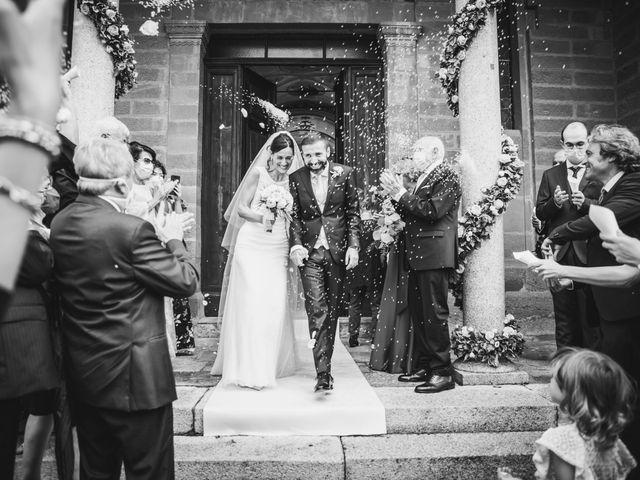 Il matrimonio di Fabio e Valeria a Godiasco, Pavia 52