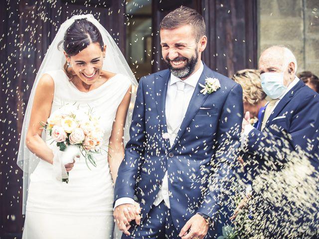 Il matrimonio di Fabio e Valeria a Godiasco, Pavia 53