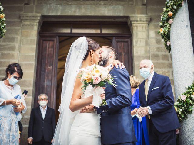 Il matrimonio di Fabio e Valeria a Godiasco, Pavia 54