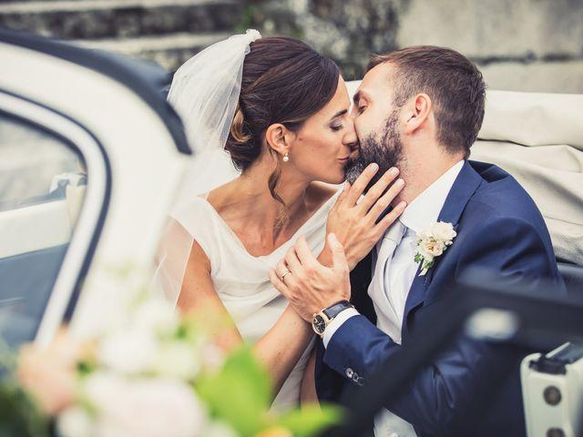 Il matrimonio di Fabio e Valeria a Godiasco, Pavia 59