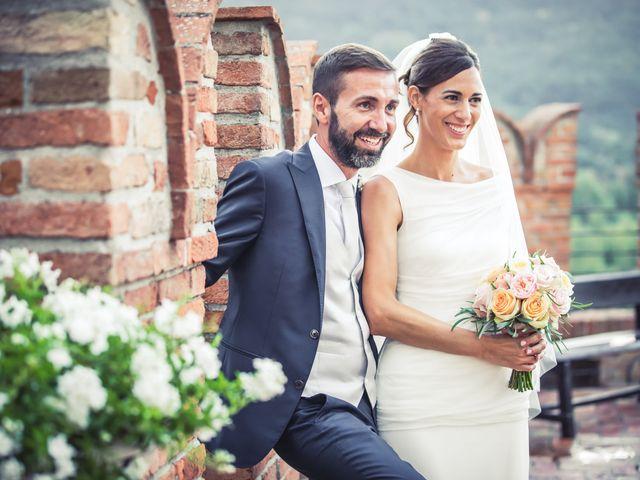 Il matrimonio di Fabio e Valeria a Godiasco, Pavia 61