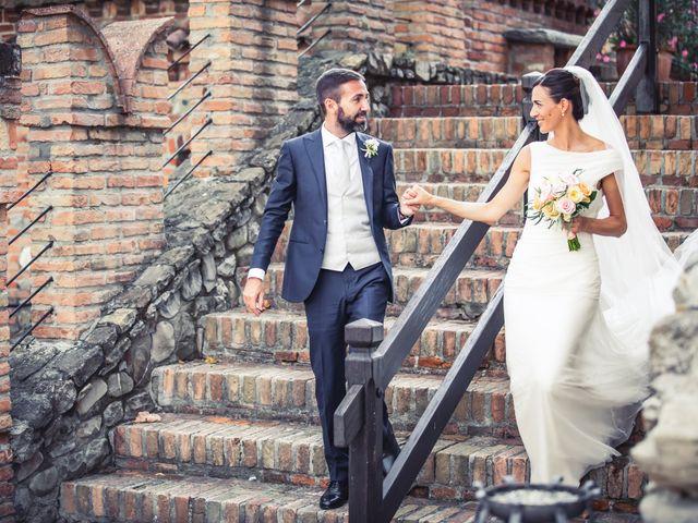 Il matrimonio di Fabio e Valeria a Godiasco, Pavia 62