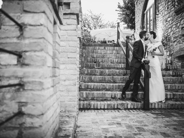 Il matrimonio di Fabio e Valeria a Godiasco, Pavia 64