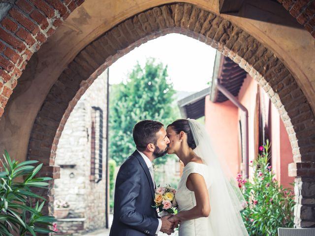 Il matrimonio di Fabio e Valeria a Godiasco, Pavia 65