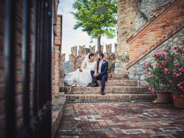 Il matrimonio di Fabio e Valeria a Godiasco, Pavia 67