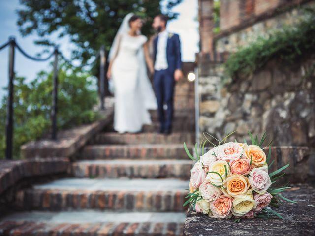 Il matrimonio di Fabio e Valeria a Godiasco, Pavia 68