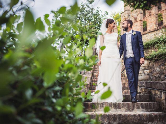 Il matrimonio di Fabio e Valeria a Godiasco, Pavia 69