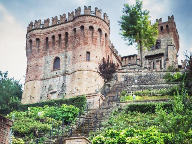 Il matrimonio di Fabio e Valeria a Godiasco, Pavia 73