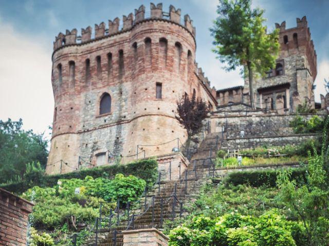 Il matrimonio di Fabio e Valeria a Godiasco, Pavia 74