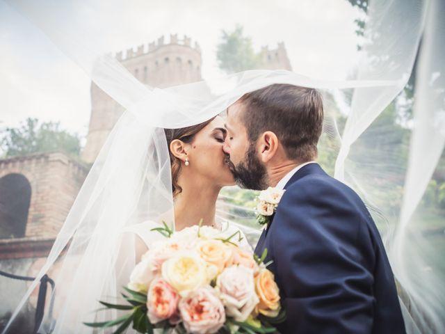 Il matrimonio di Fabio e Valeria a Godiasco, Pavia 75