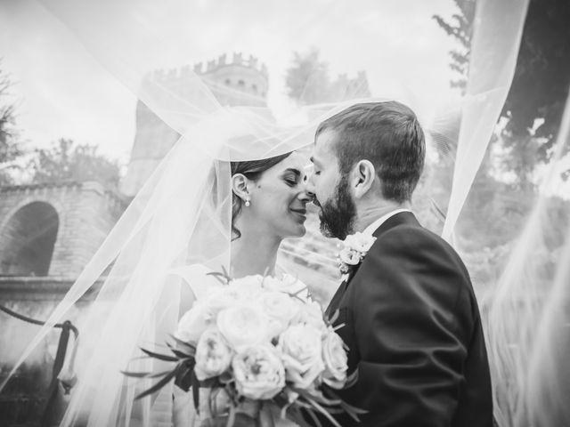 Il matrimonio di Fabio e Valeria a Godiasco, Pavia 77