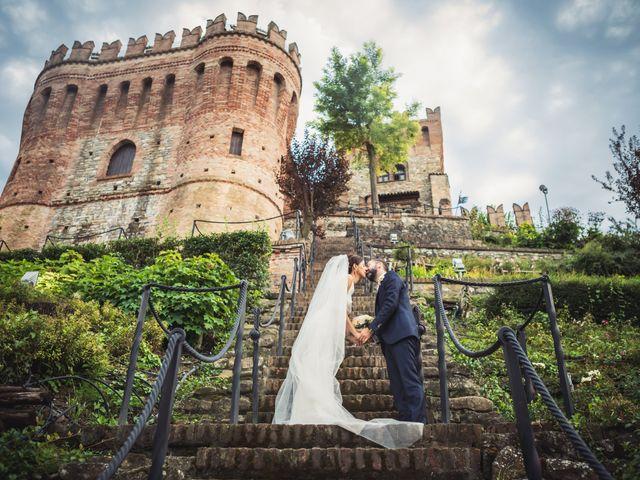 Il matrimonio di Fabio e Valeria a Godiasco, Pavia 78