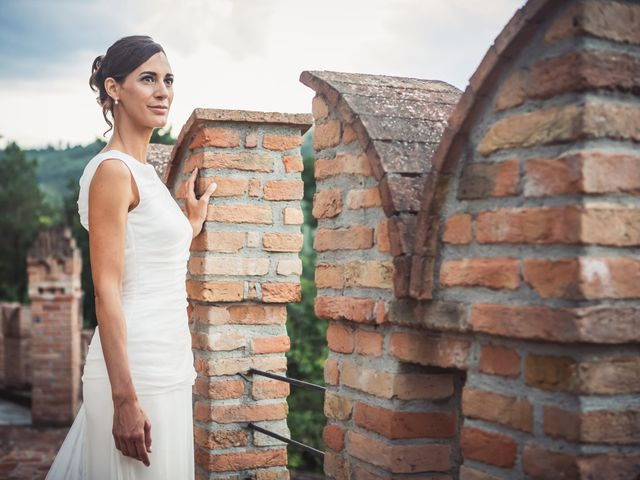 Il matrimonio di Fabio e Valeria a Godiasco, Pavia 81
