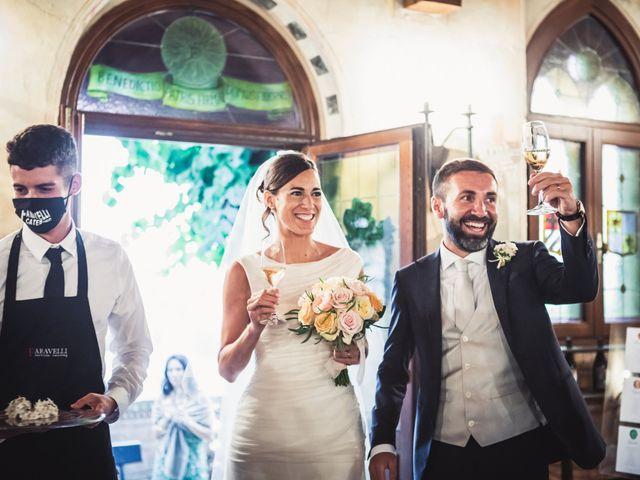 Il matrimonio di Fabio e Valeria a Godiasco, Pavia 85